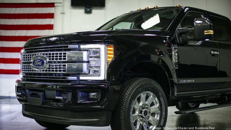 Big Ford Trucks >> Ford Gm And Fiat Chrysler Betting On Smaller Engines For