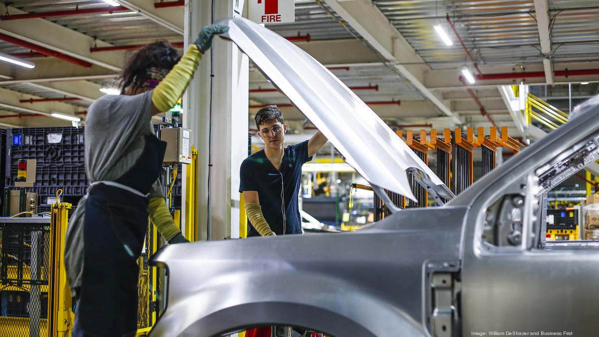 Ford adds $4.3 billion to Louisville economy, Boston Consulting Group study shows - Louisville Business First