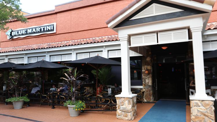 Blue Martini At International Plaza Bay Street