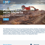 <strong>Rice</strong> Energy could sell part of unit to midstream MLP