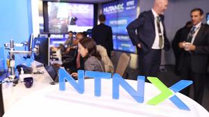 Remember that 131% bump on Nutanix IPO? It's now just 18%