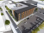 The building will have 70 market-rate apartments.