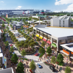Here's the latest on International Speedway Corp.'s One Daytona entertainment complex (PHOTOS/RENDERINGS)
