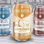 What's on tap for Big Ditch? Canned beer