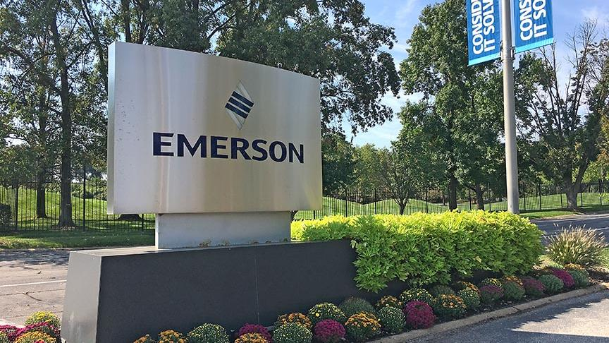 Emerson launches new 'digital transformation' business
