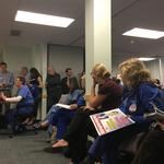 Nurses pack hearing, blast changes in rules governing medications