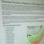 Royalty owners seek class-action lawsuit against Talisman Energy