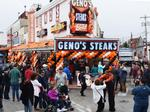 Geno's Steaks celebrates 50 years with Tony Luke & Frank Olivieri