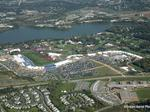 See last weekend's Ryder Cup from the air