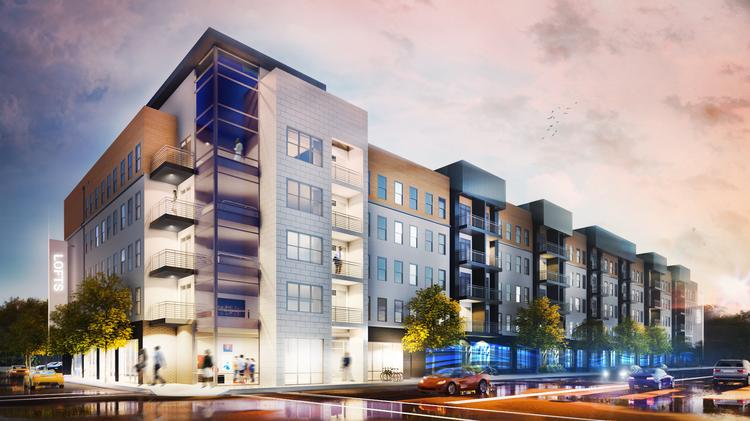 Proposed apartments at Madison and McLean make a comeback