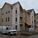 Plaza-area apartment project's design keeps neighbors in mind