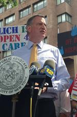 Will Big Apple voters give <strong>Bill</strong> de Blasio a tax-the-rich mandate? (Video)