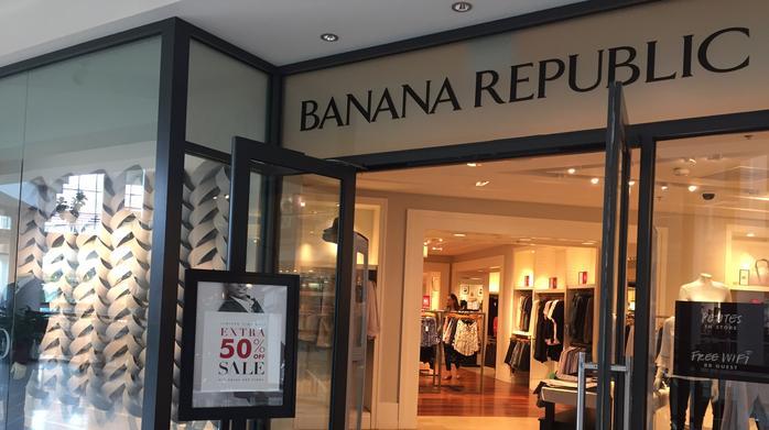 Banana Republic plots a return to Inner Harbor