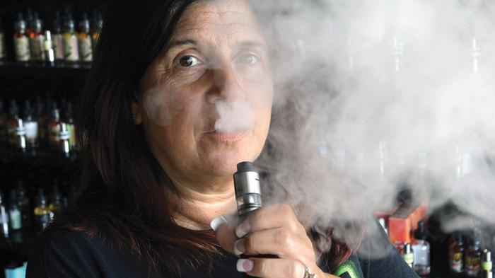 Do you agree with Austin's decision to treat e-cigarettes like traditional smoke cigarettes?