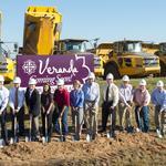 Developer breaks ground on new master-planned community southwest of Houston