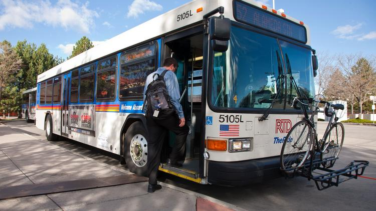 Denver bus, train drivers to get big pay raise to counter