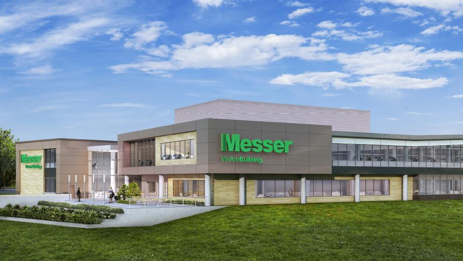 Get A Look At Messer Construction's New Headquarters