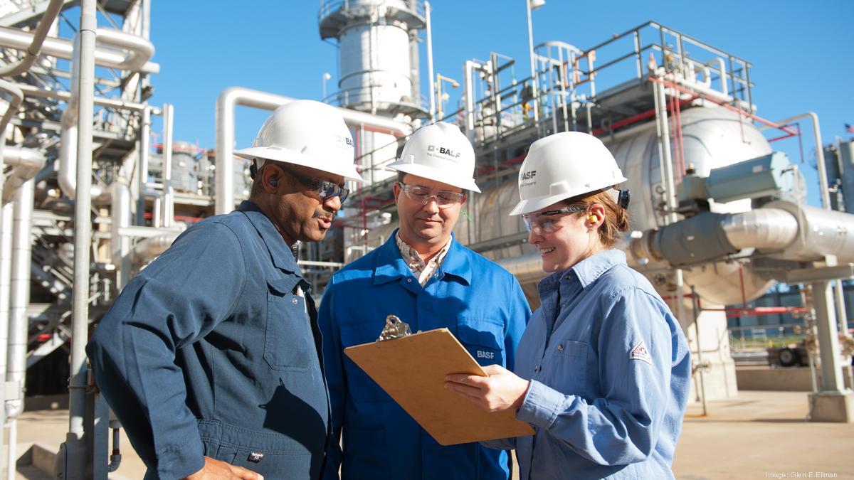BASF completes Beaumont plant expansion - Houston Business Journal