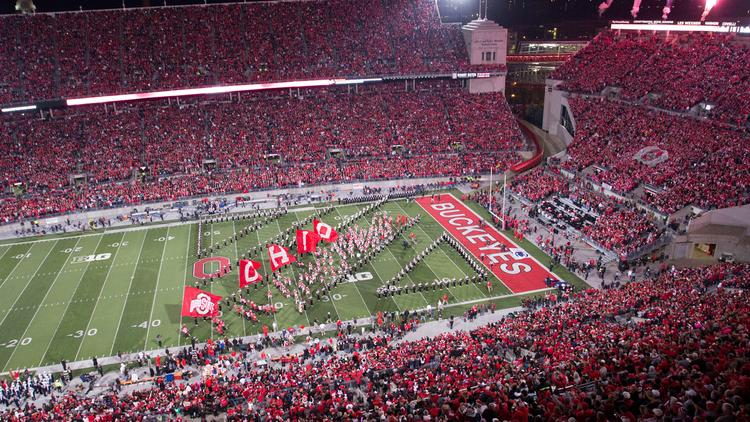 It S On Ohio State Spring Game 2018 Moved To New Time Columbus