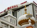 Former Taj Mahal casino to lose its façade starting next week