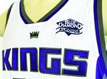 Blue Diamond lands on Kings' jersey, apron