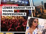 A primer on Lower Manhattan's affluent, bar-hopping millennials