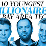 Meet the youngest billionaires in Bay Area tech