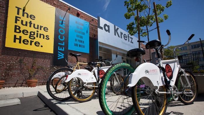 Cleantech hub opens in downtown LA