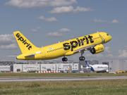 Spirit Airlines has become the first U.S. operator to take delivery of an A320neo from Airbus.