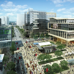 Office, apartment sites on the market in Creative Village