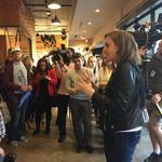 Why Rosslyn's Barley Mac hosted 'Girls' star Lena Dunham for lunch