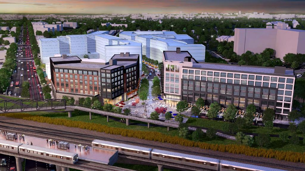 Nearly $200M secured for massive Bryant Street development in Edgewood