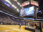 Are suites, season tickets and sports back as sales, business development tools?