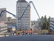 Construction will continue for now on California's high-speed rail project.