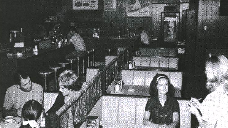 The Pizza Palace And Restaurant Shown Here In 1970 Was Located At 563 Centreville