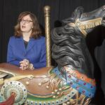Canalside carousel gets critical funding boost