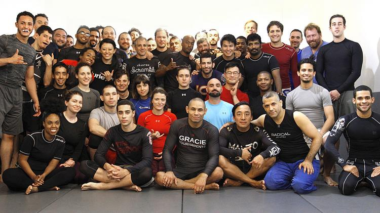 Looking For A Fight Here Are 10 Top Mma Gyms In N Y C