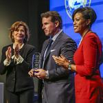 Here's how Kevin Plank says business owners can create a global brand