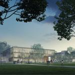 Washington University unveils 'most expensive' construction project in school history