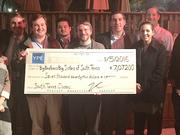 The San Antonio chapter of Young Professionals in Energy donated $7,072 to Big Brothers Big Sisters of South Texas.