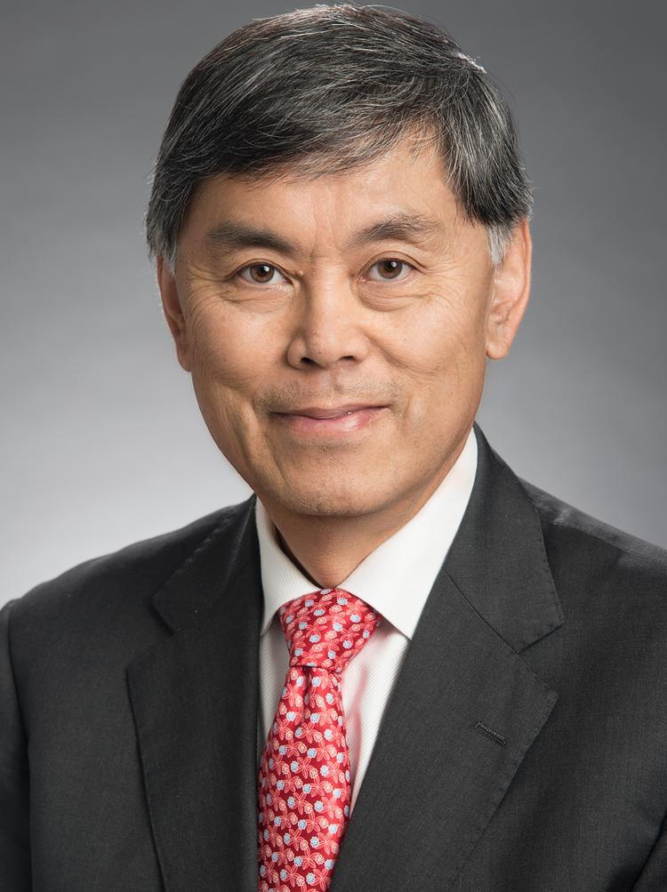 Benjamin Chu, CEO of Memorial Hermann Health System.
