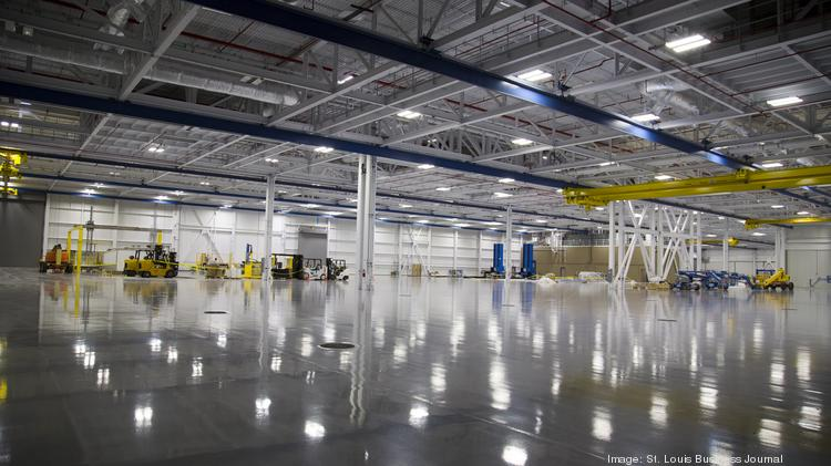 Facility Construction Missouri : Boeing opens new st louis facility thursday