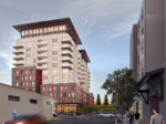 Condos part of 14-story hotel project in the International District