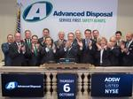 Advanced Disposal completes IPO launch