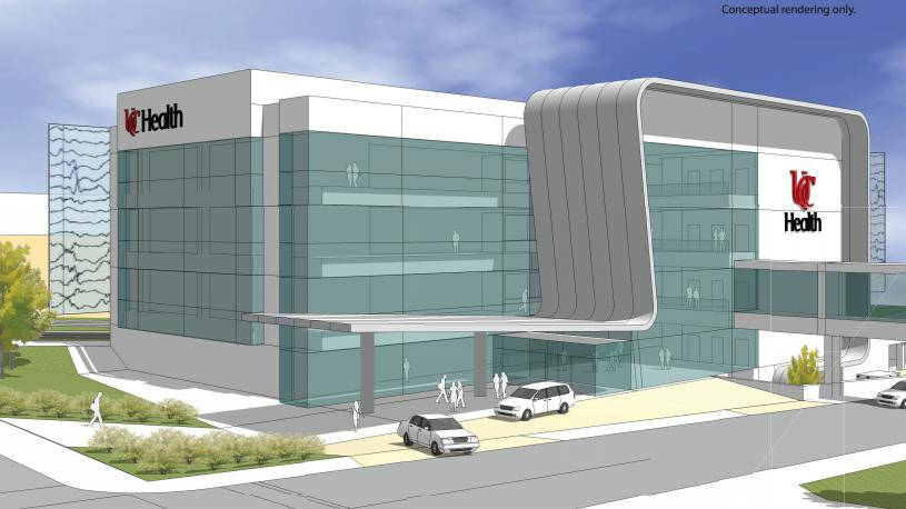 UC Reveals Details Of $60M Medical Center: EXCLUSIVE (Video)   Cincinnati  Business Courier