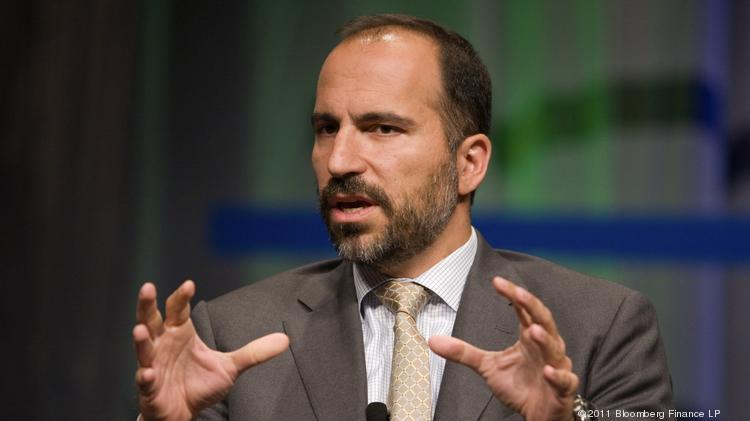 Uber Technologies' board chose - 27.3KB