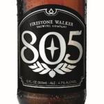 805 in the 408 — popular Firestone Walker beer being brewed in San Jose
