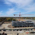 Inside look at construction of the Green Bay Packers' Titletown District