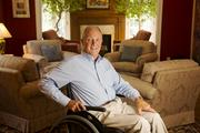 E. Michael Houlihan: Whether I like it or not, some people are not comfortable with someone like myself in a wheelchair. Discrimination is present, but not limiting if I have the right attitude.