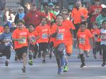 Photos from this weekend's Running Festival